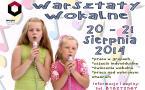 warsztaty wokal dzieci